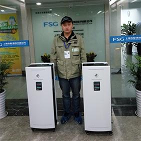 上海对外服务